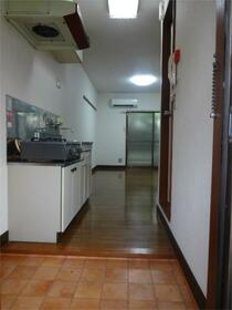 ラフォーレ高井戸2 202号室の玄関