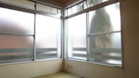 河合荘 202号室の居室