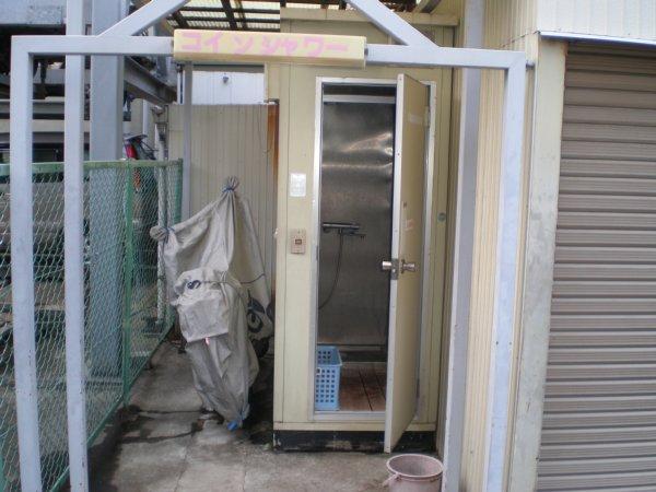 第三中央荘 103号室のキッチン