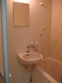 ヴィラシャルマン 207号室の風呂