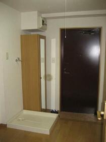 ヴィラシャルマン 207号室の玄関