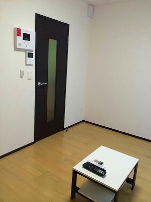 レオネクストOKハウス 301号室のリビング