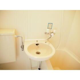 ライフピアミスティ 206号室の洗面所