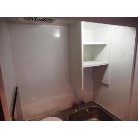ライフピアミスティ 206号室の収納