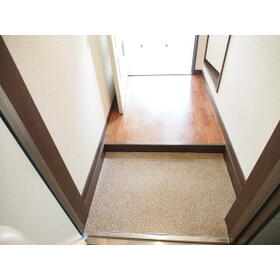 ライフピアミスティ 206号室の玄関