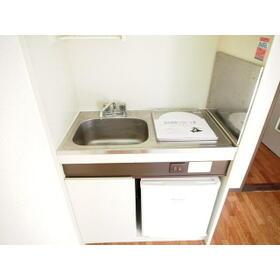 ライフピアミスティ 206号室のキッチン