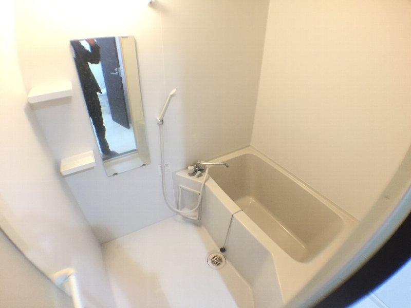 アシスト第2駒込マンション 202号室の風呂