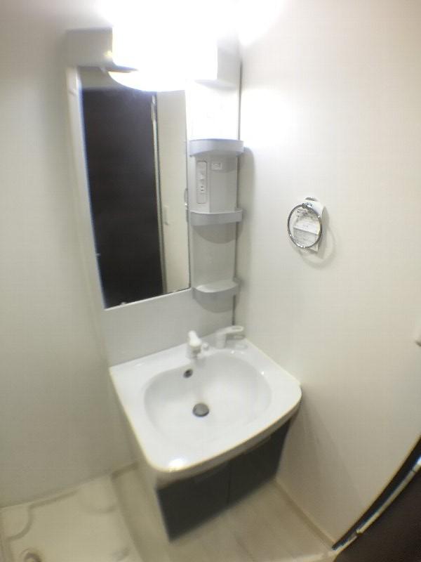 アシスト第2駒込マンション 202号室の洗面所