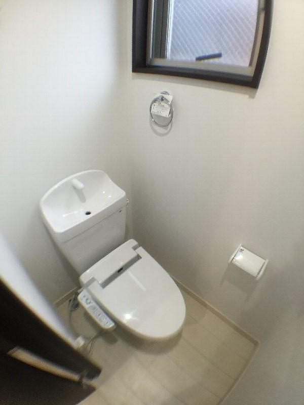 アシスト第2駒込マンション 202号室のトイレ