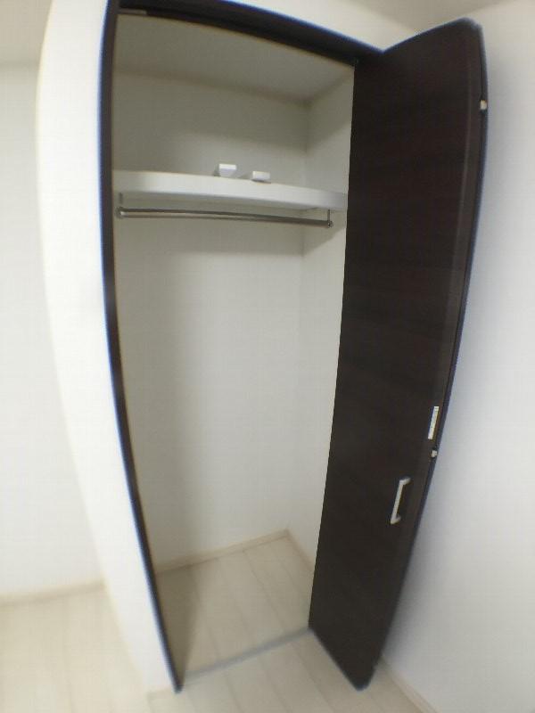 アシスト第2駒込マンション 202号室の収納