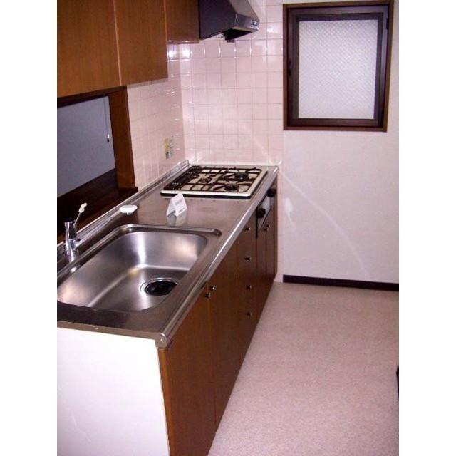 ラ スペランツァ都立家政 0211号室のキッチン