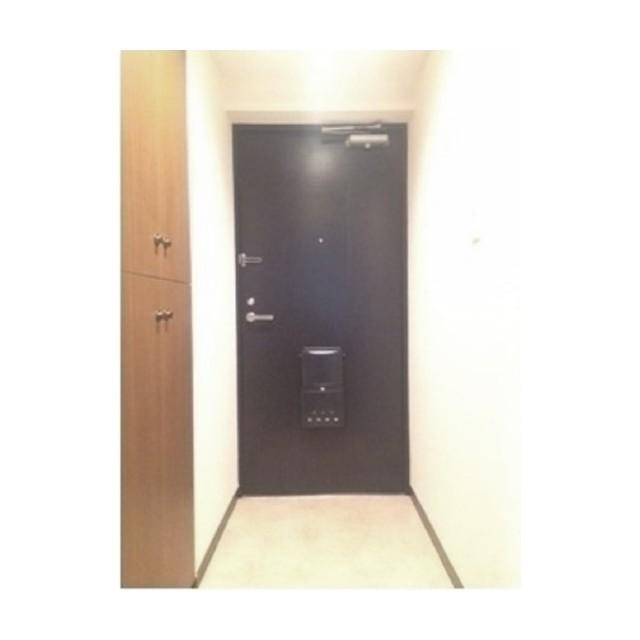 ラ スペランツァ都立家政 0211号室の玄関