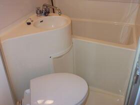 プラザボヌール 101号室の洗面所