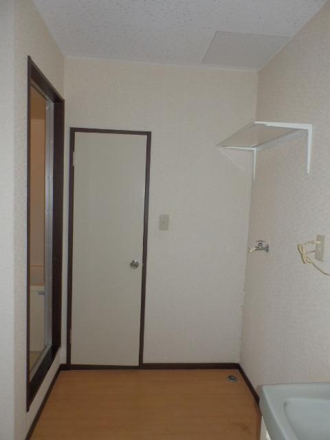 サンシティマガミ 102号室のトイレ