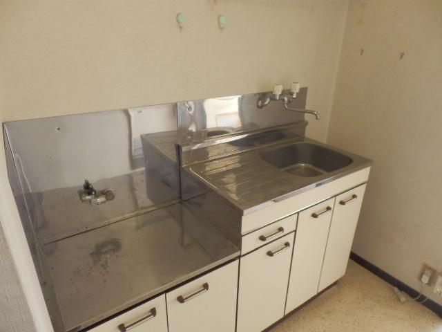 メゾンドココ 207号室のキッチン