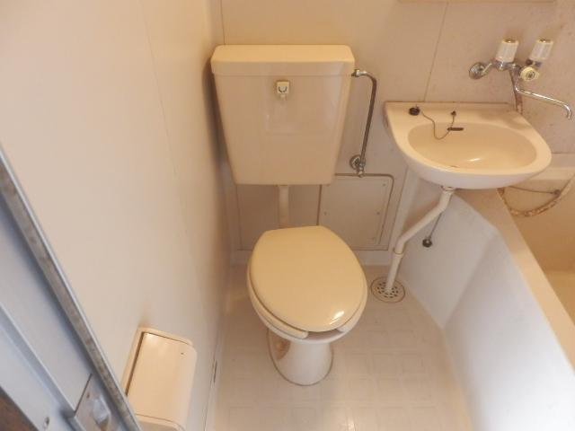 メゾンドココ 207号室のトイレ