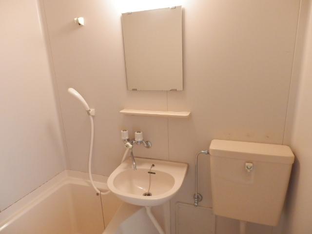 メゾンドココ 210号室の洗面所
