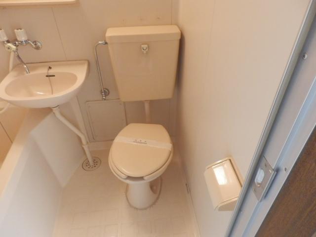 メゾンドココ 210号室のトイレ