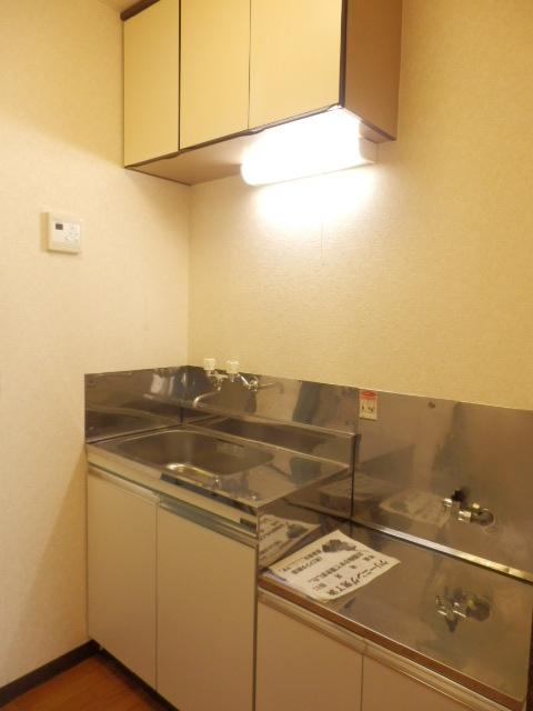 メゾンドココ 307号室のキッチン