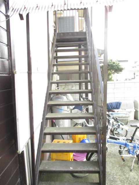 陽東ハイツ 203号室の設備