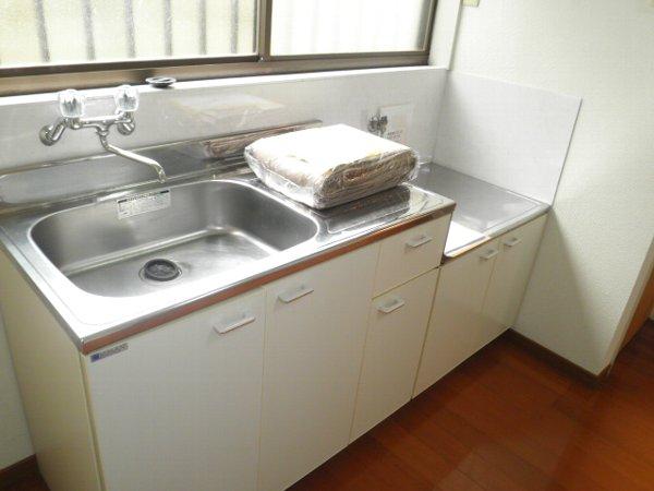 石井ハイツA 101号室の風呂
