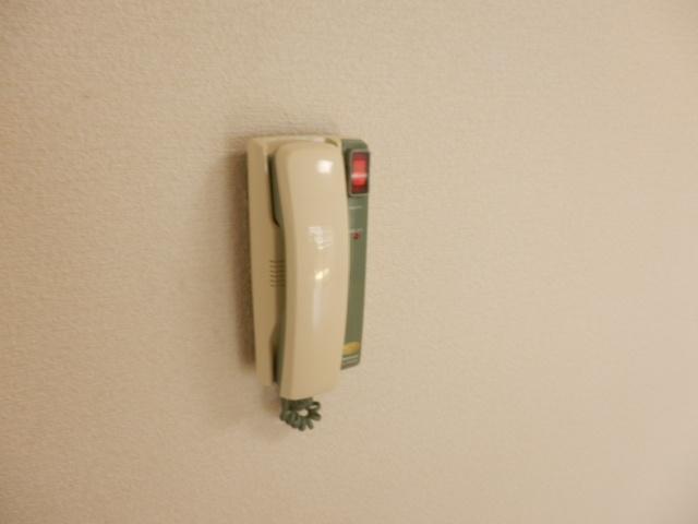 エバマンマンション 503号室のセキュリティ