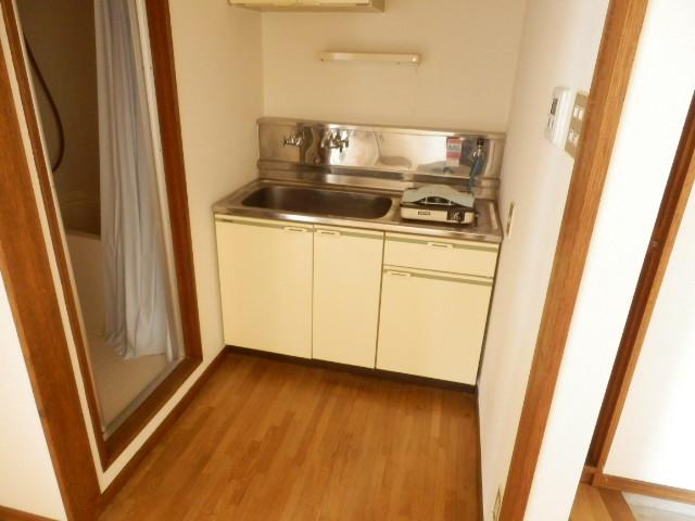 エバマンマンション 503号室のキッチン