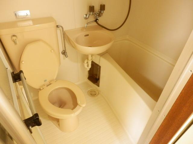エバマンマンション 503号室のトイレ