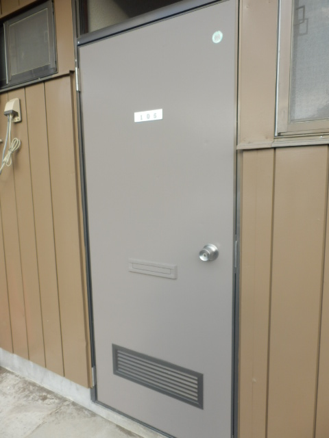 吉沢ハイツA棟 105号室の景色