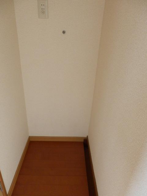 吉沢ハイツA棟 105号室のエントランス