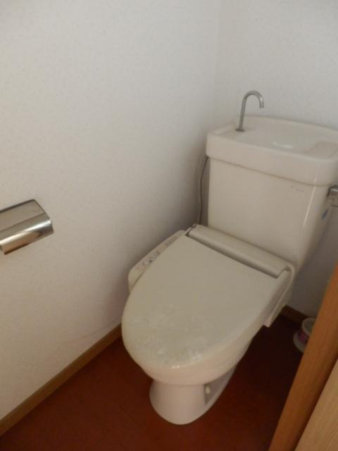 吉沢ハイツA棟 105号室の収納