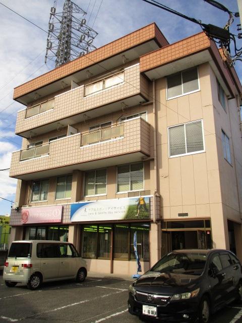 吉澤倉庫ビル 401号室の外観