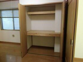 Pua-Honu 2F号室の収納