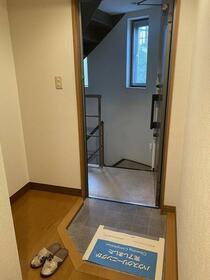 Pua-Honu 2F号室の玄関