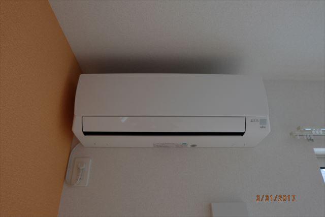 ラ・ルーチェA 02010号室の設備