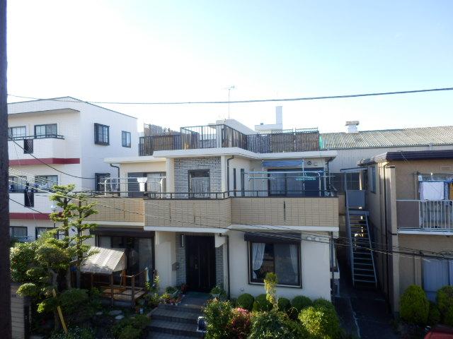 小滝アパート 3号室の景色