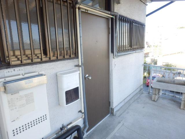 小滝アパート 3号室のセキュリティ