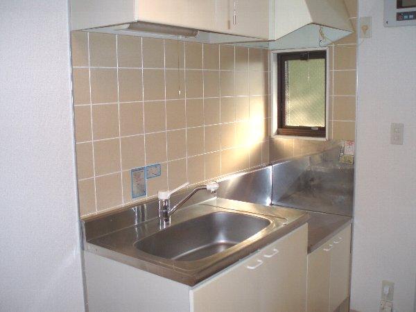 コーポラスあずまB 105号室の風呂