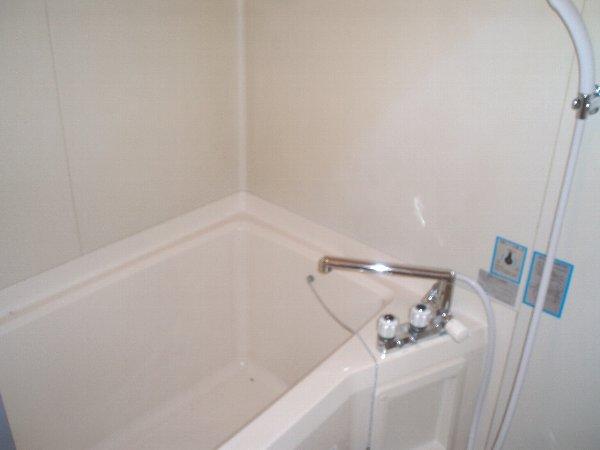 コーポラスあずまB 105号室のトイレ