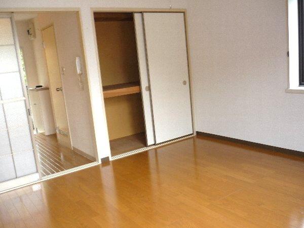 コーポラスあずまB 105号室の収納