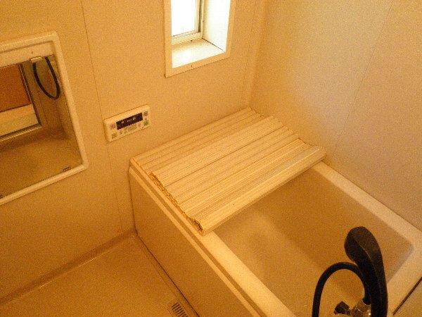 グリーンフラットB 103号室の風呂