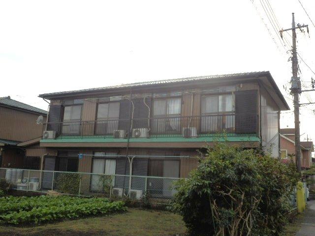 吉沢ハイツA棟 105号室の外観