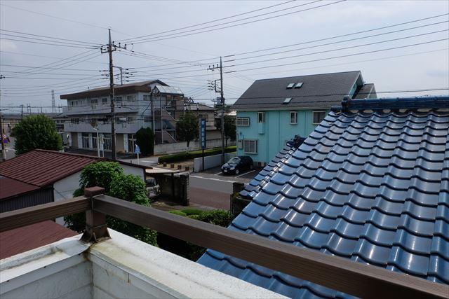 1822ハイツMEIWA 202号室の景色