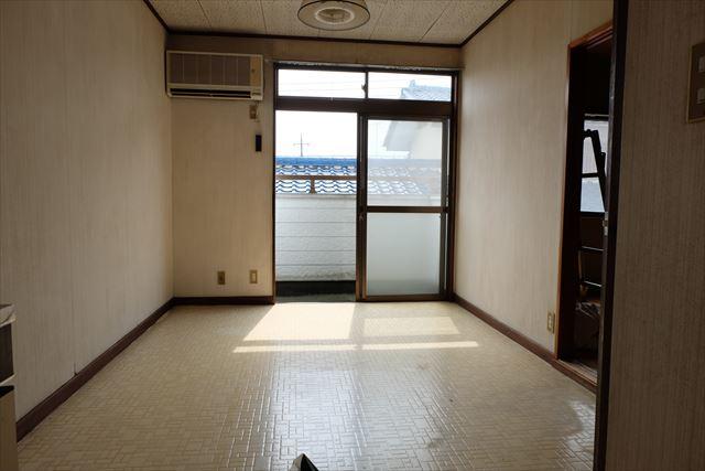 1822ハイツMEIWA 202号室のリビング