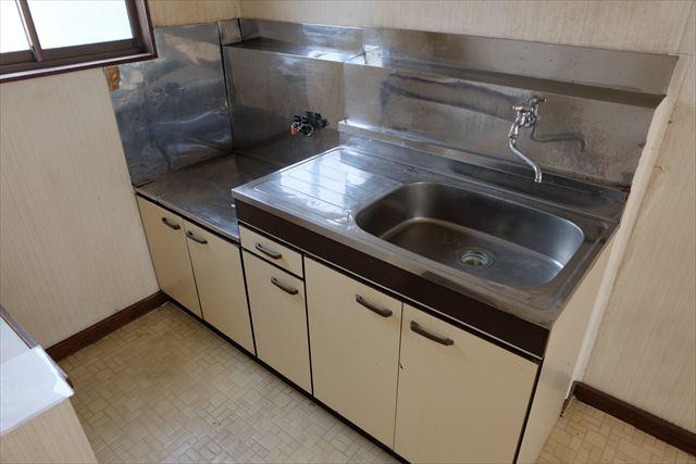 1822ハイツMEIWA 202号室のキッチン