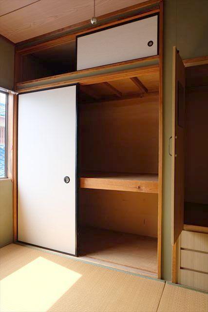 1822ハイツMEIWA 202号室の収納