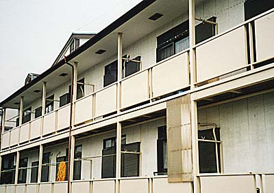 緑マンション 105号室の外観