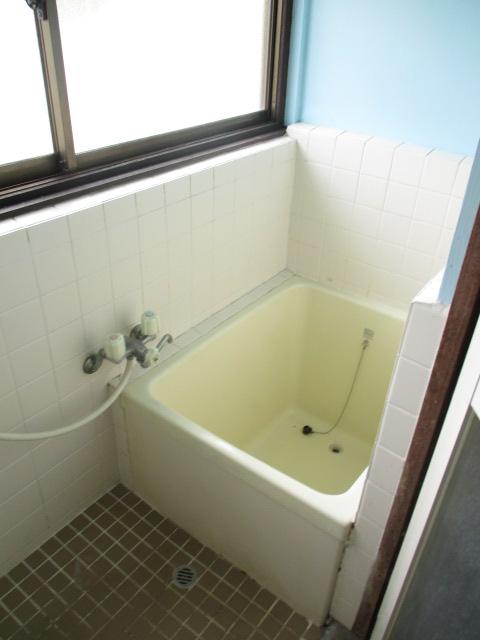 柿沼貸家の風呂