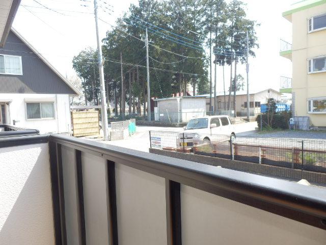 メゾン平松ラ・フォンテーヌⅠ 102号室の景色