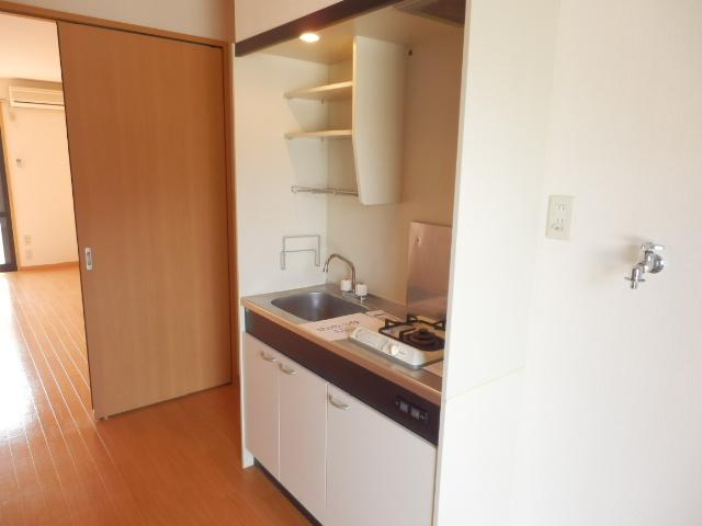 メゾン平松ラ・フォンテーヌⅠ 102号室のキッチン